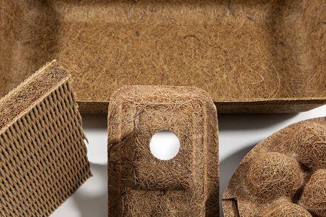 Cocoform Fibre De Coco Design Produit Et Materiaux De