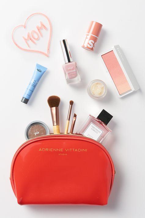 c1b11ca01e Adrienne Vittadini Studio 3-pc. Floral Cosmetic Bag Set