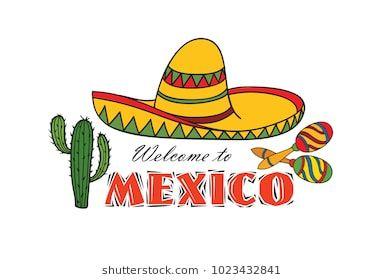 Mexican Sombrero Png Clipart Image Sombrero Clip Art Mexican