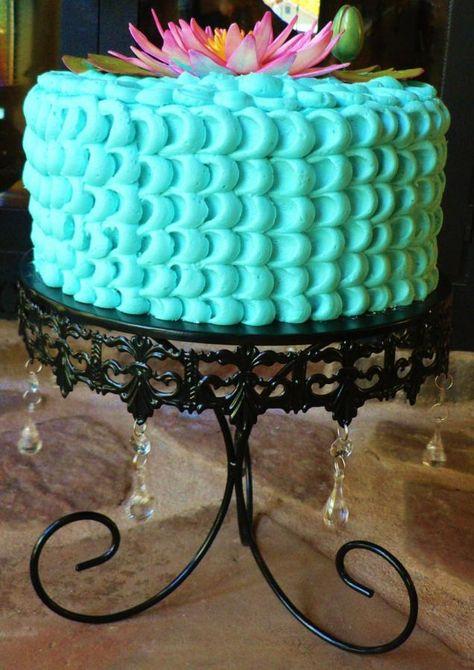 Astounding Lotus Birthday Cake By Kendras Country Bakery Country Birthday Funny Birthday Cards Online Elaedamsfinfo