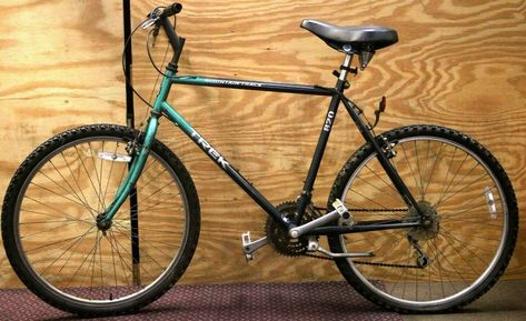 Trek 820 Single Track 26 Tires 19 5 Adult Mountain Bike Excellent
