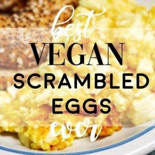 Just Vegan Egg Scramble Your Own Just Egg Planted365 Recipe Vegan Eggs Vegan Scrambled Eggs Recipe Eggplant Recipes