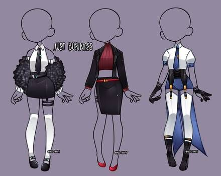 Adopts By Miss Trinity On Deviantart Drawing Anime Clothes Fashion Design Drawings Art Clothes