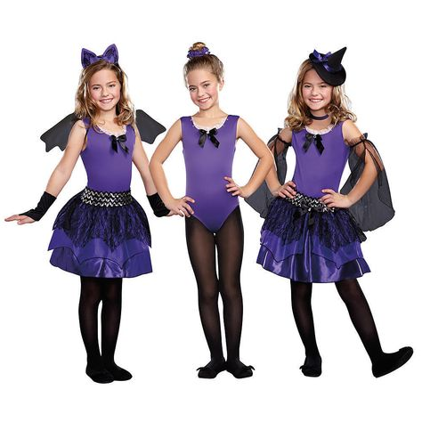 Totally Ghoul Storybook Beauties 3 Costumes In One!