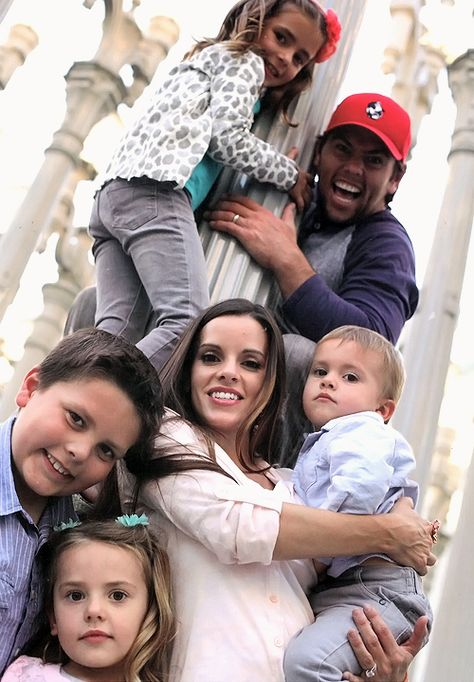 I can only hope that my future family is just like there. As inspiration, fun loving, and happy as theirs.