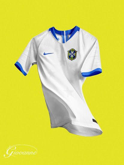 Le brésil away shirt 2019//20