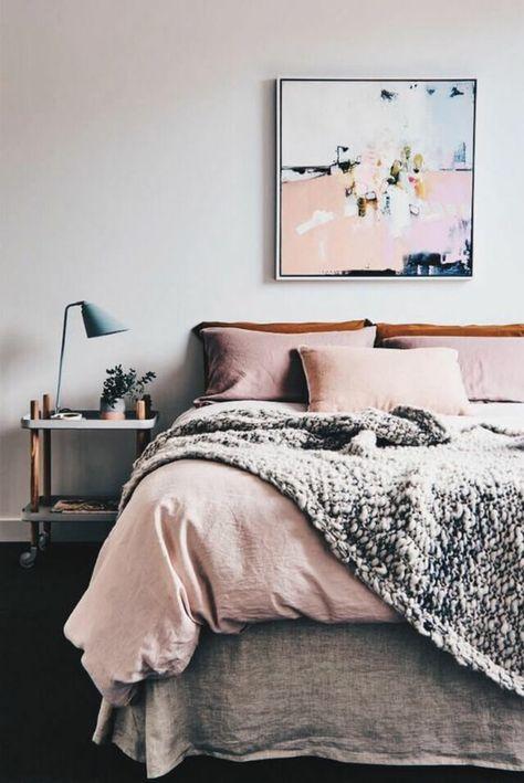 1001 Idees Pour Une Chambre Rose Poudre Les Interieurs 2018