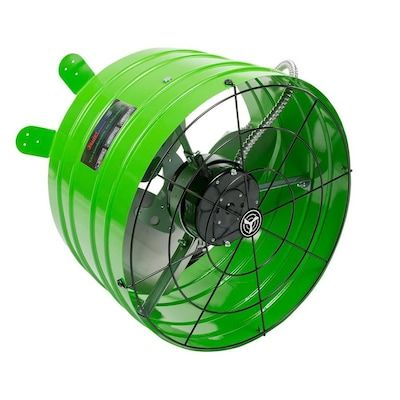 Quietcool Specialty 16 In Dia Electric Gable Vent Fan Lowes Com In 2020 Attic Fan Gable Vent Fan Attic Fans