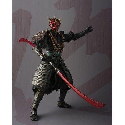 """Star Wars Movie Realization Boba Fett Samurai Darth Maul Action Figure 7/"""" #"""