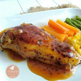 Resep Steak Ayam Lada Hitam Cerita Mami Kenzie Resep Steak Resep Masakan Resep