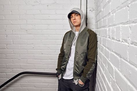 Eminem Collaborates on the Album for the Film 'Southpaw' - The New York Times