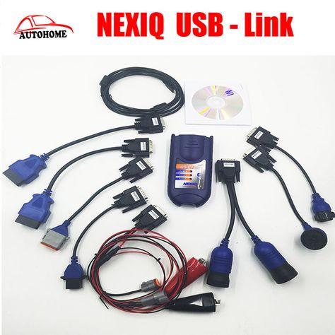 nexiq usb link repair