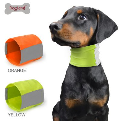 Pet Supplies Dog Travel Safety Triangle Scarf Reflective Dog Scarf Neck Dog Travel Safety Pet Supplies Dog Dog Travel