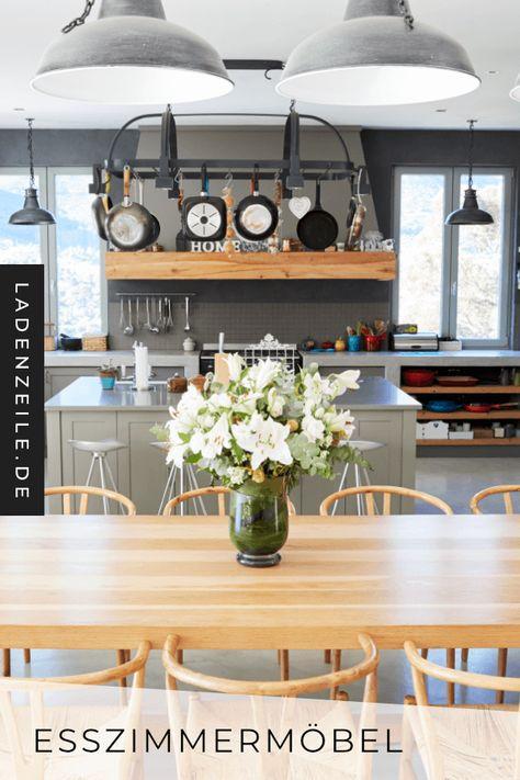 Entdecke Esszimmermöbel –  von modern bis Landhaus – und gestalte deinen Essbereich mit Charme. Auf LadenZeile findest du eine große Auswahl an Möbeln für das Esszimmer: von Esstisch bis Sitzbank. Stöbere jetzt und finde deine neuen Lieblingsmöbel! #esszimmer #esstisch #esszimmerstuhl #küchenstuhl #essecke #essgruppe #esszimmer #esszimmermöbel