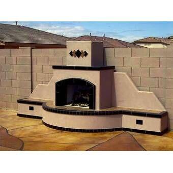 Santa Cruz 2 Sided Bio Ethanol Outdoor Fireplace In 2020 Outdoor