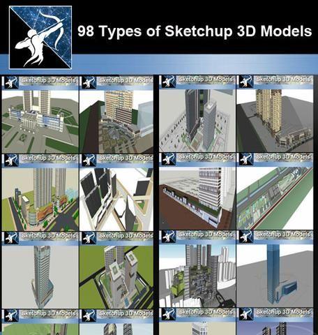 Best Sketchup 3d Models Collection Autocad 3d Model