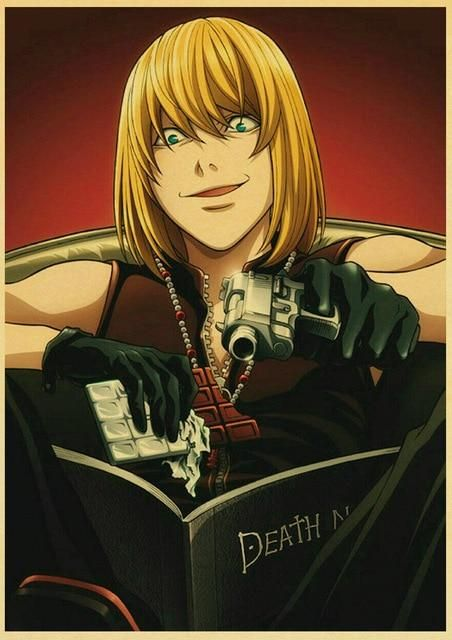 Death Note Posters Retro Posters - Q045 18