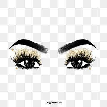 Pintados A Mao Preto Ondulado Cilios Grossos Estrela Maquiagem Dos Olhos Olhos Preto E Branco Pintado A Mao Cilio Imagem Png E Psd Para Download Gratuito Makeup Clipart Eye Makeup Thicker
