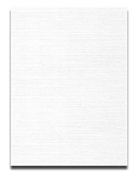 Neenah Classic Linen 8 5 X 11 Paper Solar White 32 80lb Text