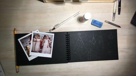 #Альбом DIY на 48 фото. Новогодняя история, выпускной, #travelbook, #mood альбом. ФотоАльбом побуждает вас создавать новые и значимые привычки, документируя жизнь в фото, записях и зарисовках. На изготовление Альбома мы берем Черный Графический картон невероятной толщины. @instamag_ru #scrapbook #traveljournal #planner #fotobuch #scrapbooking #wanderlust #darling #dailylook #gramoftheday #illustration #instamag_ru #sketch #Album_DIY_instamag_ru