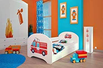 Tolles Kinderbett Mit 2 Liegeflachen Und 2 Matratzen Fur Madchen