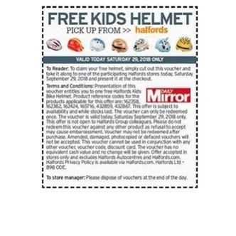 daily mirror freebies