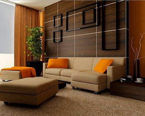 Kombinasi Warna Cat Rumah Kuning  132 gambar cat ruang tamu terbaik warna cat minimalis