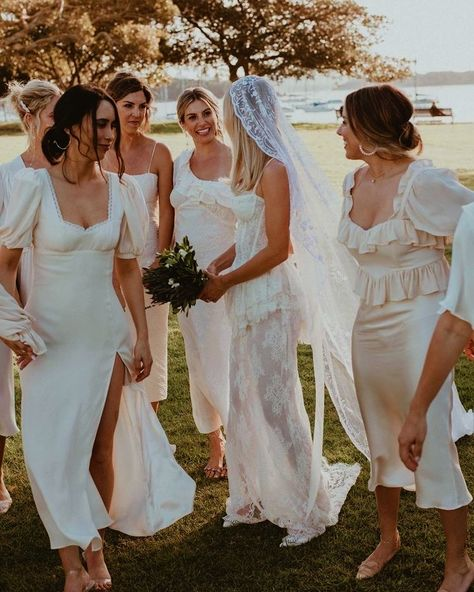 Flora & Lane / Bohemian Luxe Wedding Gowns by floraandlane Wedding Decor, Luxe Wedding, Wedding Goals, Dream Wedding, Wedding Rustic, Wedding Details, Wedding Ideas, Bohemian Bride, Bohemian Wedding Dresses