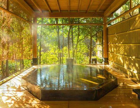 湯峡の響き 優彩 黒川 画像あり 伝統的な日本家屋 温泉 旅館 温泉
