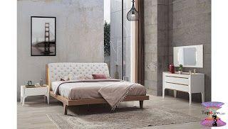 احدث غرف نوم للعرسان 2019 Modern Apartment Bedrooms Home Room Design Bed Design Bedroom Design