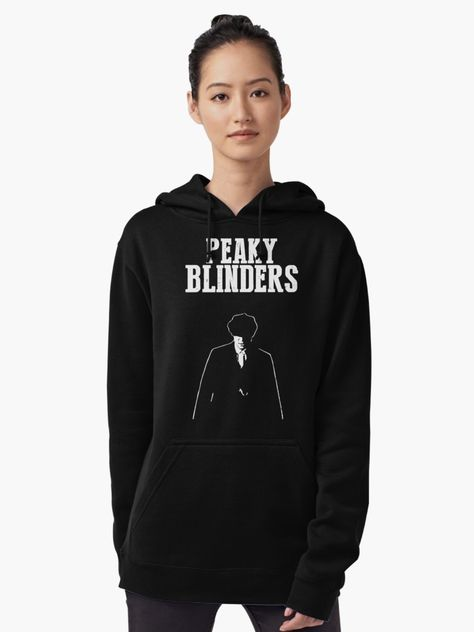 Peaky Blinders Tommy Shelby Pullover Hoodie By Skr0201 Redbubble Hoodies Pullover Hoodie Peaky Blinders Tommy Shelby