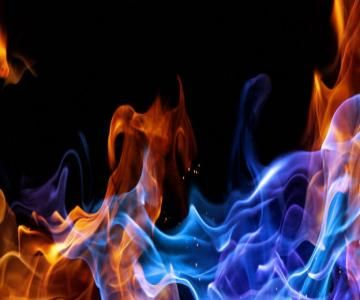 Free Download Blue And Red Fire Dragons Stephen Josephs 5000x5000 For Your Desktop Mobile Tablet Explore Blue And White Wallpaper Wallpaper Red And Blue
