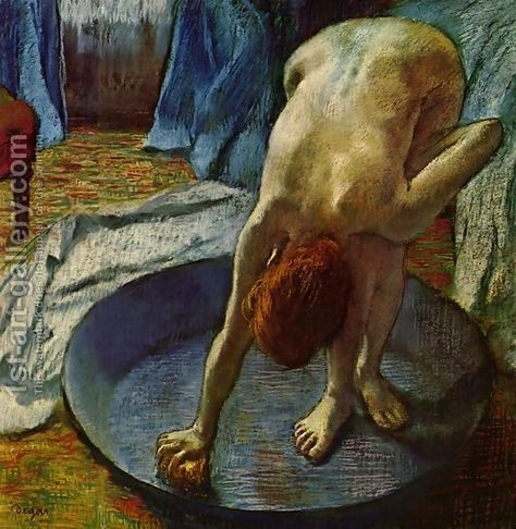 degas. bath series