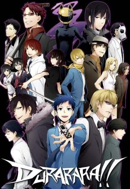 42 Anime Shows You Should Probably Be Watching On Netflix Hulu And Amazon Prime Best Anime Shows Netflix Anime Durarara
