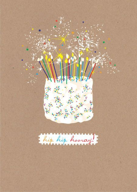 Birthday Quotes : Debbie Edwards  Female Male Birthday Cake With Candles And Sparklers