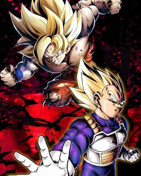CHARACTERS POSTER DRAGON BALL SUPER 22x34-15459