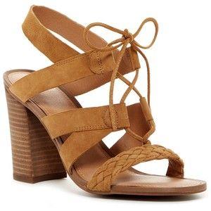 Joie Tan Nude Braided Flat Sandals Size 6 Joie Women's Tan