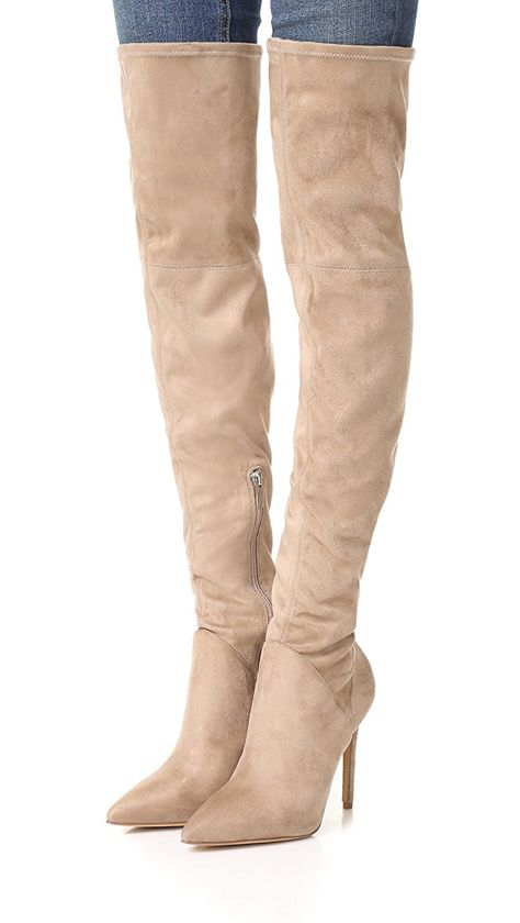 d48507c11af KENDALL + KYLIE Ayla Thigh High Boots