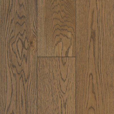 Mohawk Modern Comfort Oak 4 7 Thick X 7 Wide X 12 Length Engineered Hardwood Flooring Wayfair Oak Hardwood Flooring Hardwood Engineered Hardwood Flooring