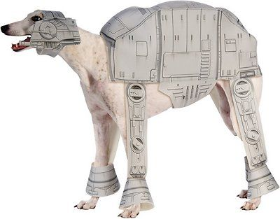 Rubie S Costume Company At At Imperial Walker Dog Costume X Large