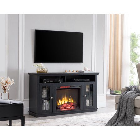 Buy Bold Flame Monarch Fireplace Tv Stand At Walmart Com