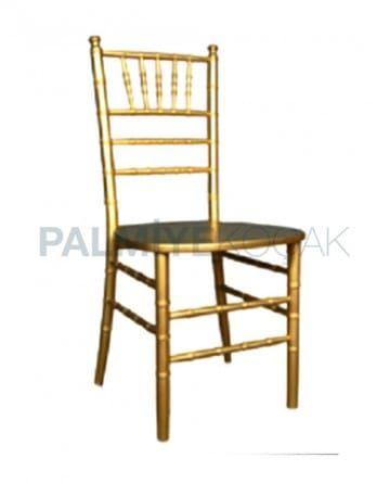 altin sarisi ahsap tiffany sandalye sandalye koltuklar tabure