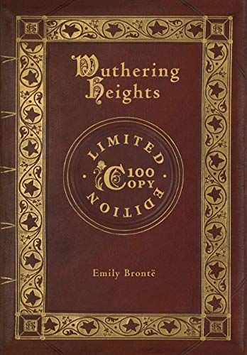 Download Pdf Wuthering Heights 100 Copy Limited Edition Free Epub Mobi Ebooks Hardcover Book A Study In Scarlet The Time Machine