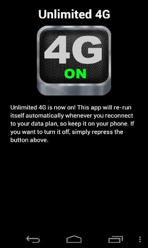 Unlimited 4G Hack APK -Download this one of Android App for free