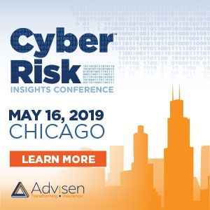 Jeremy Barnett Of Nas To Chair Advisen S May 16 Cyber Conference Risk Analytics Business Development Insight