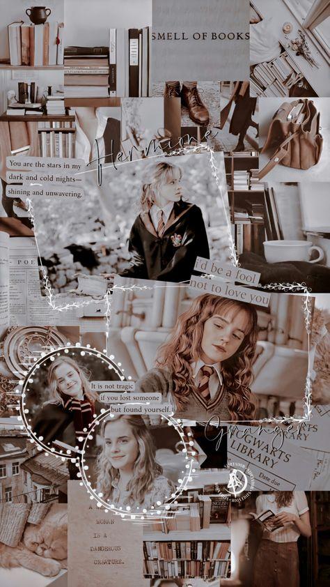 Hermione Granger | Harry Potter | Wallpaper | Lockscreen