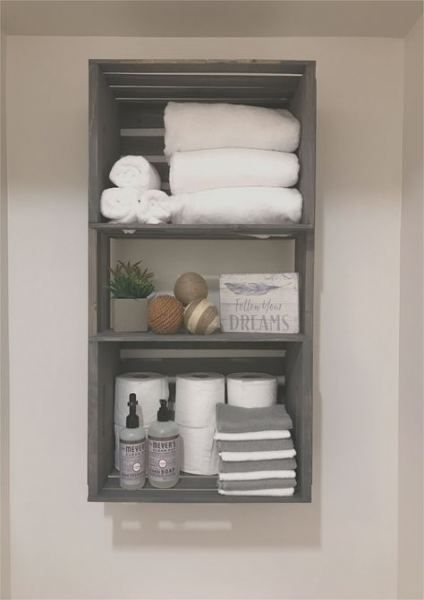 47 Ideas Bath Room Shelf Above Toilet Storage Ideas Towels Bath Beauty Nails Acryli Bathroom Towel Storage Diy Bathroom Storage Bathroom Wall Cabinets