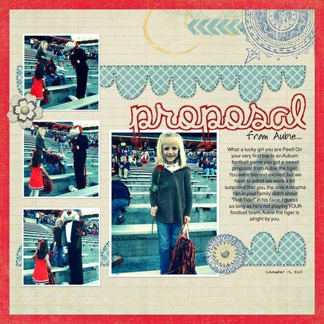 Proposal from Aubie - Scrapjazz.com