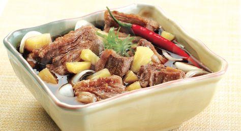Emperor's Beef Brisket | Del Monte Philippines http://www.delmonte.ph/kitchenomics/recipe/emperors-beef-brisket
