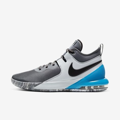 Nike Air Max Impact Basketball Shoe (Smoke Grey) in 2020